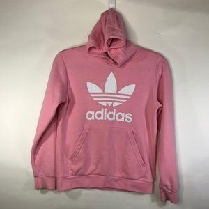 Adidas Originals Trefoil Youth Pullover Hoodie Med